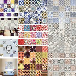 100*20cm Removable Self Adhesive Tile Sticker PVC Decal Wall