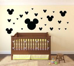 100 Mickey Mouse Minnie Mouse Disney Wall Decal stickers Nur