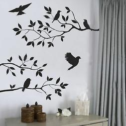 Family Tree Wall Decal Sticker for Bedroom Living Room Water