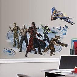 RoomMates RMK2651GM Guardians of The Galaxy Wall Graphic Pee