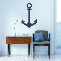 Anchor Nautical' 22.5 x 36-inch Wall Decal