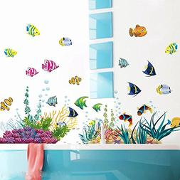 Animal Wall Sticker Fun Animals for Kids Rooms Removable Wal