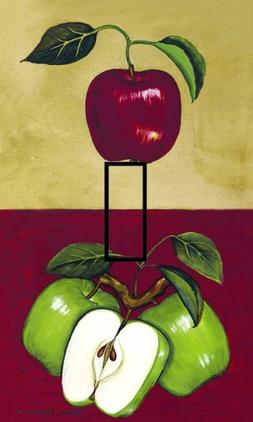 SwitchStix Apples & Vine Single Toggle Peel and Stick Switch
