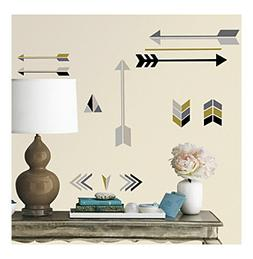 RoomMates Arrow Peel & Stick Wall Decals