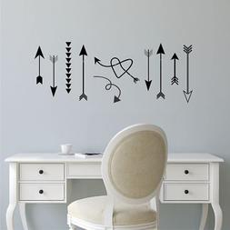 ARROWS - WHIMSICAL VARIETY  Nursery Kids Home Wall Decal Quo