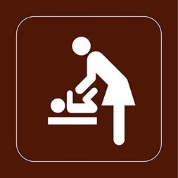 Baby Changing Station / Women's Room Recreation Parks Forest