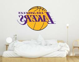 Basketball Team Los Angeles Lakers - Wall Decal Vinyl Sticke