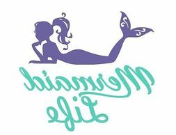 Beach Decal Mermaid Decal Sticker Best Gift ALL DECALS BUY 2