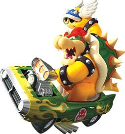 7 Inch Bowser Super Mario Kart Wii Bros Brothers Removable W