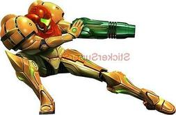 Choose Size - SAMUS METROID Other M Decal Removable WALL STI