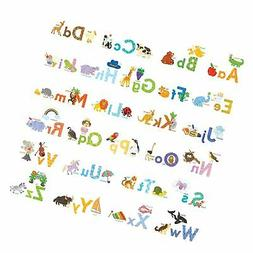 Decowall DA-1708 My First Alphabet ABC with Pictures Kids Wa