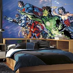 RoomMates DC Comics® Justice League Wall Mural