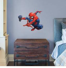 decals spider man webslinger marvel wall decal