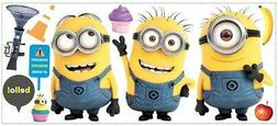 RoomMates Despicable Me 2 Minions Giant Peel And Stick Giant
