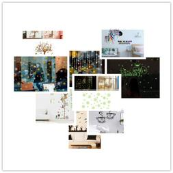 Different Patterns 3D Self Adhesive Wall Sticker Home Decor