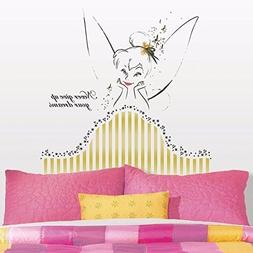 RoomMates Disney® Fairies Tinkerbell Headboard Giant Pee