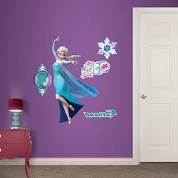 Fathead Junior Disney Frozen Elsa Wall Decal