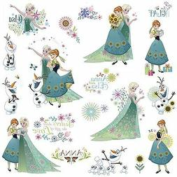 RoomMates Disney® Frozen Fever Peel & Stick Wall Decals