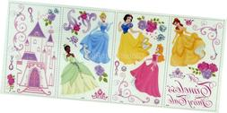 Disney Princess 24 Peel & Stick Wall Decals A Timeless Fairy