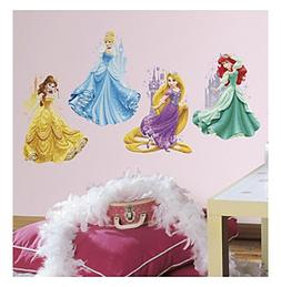 RoomMates Disney® Princesses Castle Peel & Stick Giant W