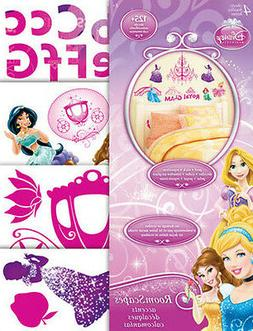 disney princesses wall stickers over 120 decals