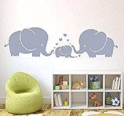 DIY Home Decorative Stickers Baby Kids Rom Nursery Elephant