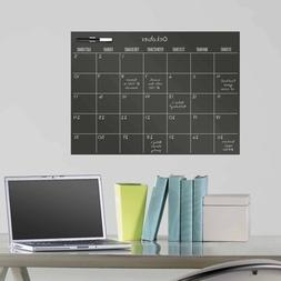 WallPops Dry Erase Monthly Calendar Decal