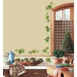 RoomMates Evergreen Ivy Peel & Stick Wall Decals