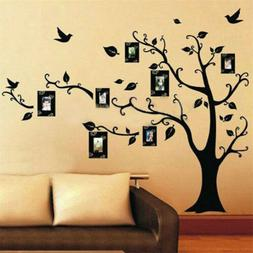 Family Photo Tree Wall Sticker Vinyl Art Home Decals Room De