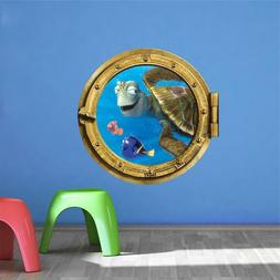 Find Dory Nemo Sea Turtle Sealife Fish Wall Decals For Kids