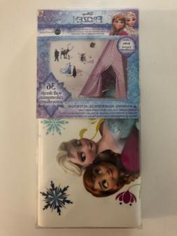 RoomMates - Frozen Wall Decals Stickers with Glitter - 36 Wa