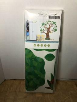 Decowall Giant Tree And Animals Removable Wall Stickers DL-1