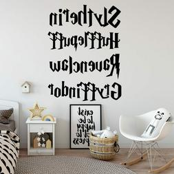 Harry Frase Wall Stickers Sentence Decor Wall Decals Sticker