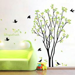 High Quality Lemon Tree Wall Stickers For Living Room And Be
