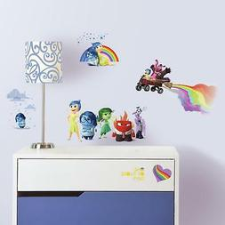 RoomMates Inside Out Peel and Stick Wall Decals