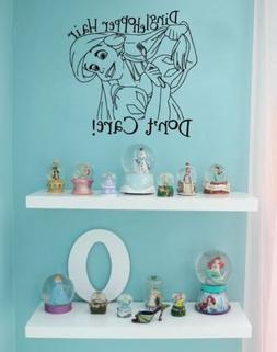 Inspired by The Little Mermaid Wall Decal Sticker Dinglehopp