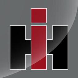 International Harvester Logo IH Vinyl Decal Sticker - 3 inch
