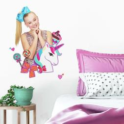 JOJO SIWA GiaNT Wall DeCaLS Bows Dance Room Decor Sticker My