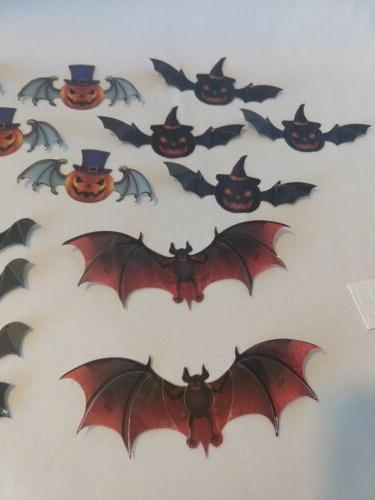 Amaonm DIY Decor Stickers Halloween