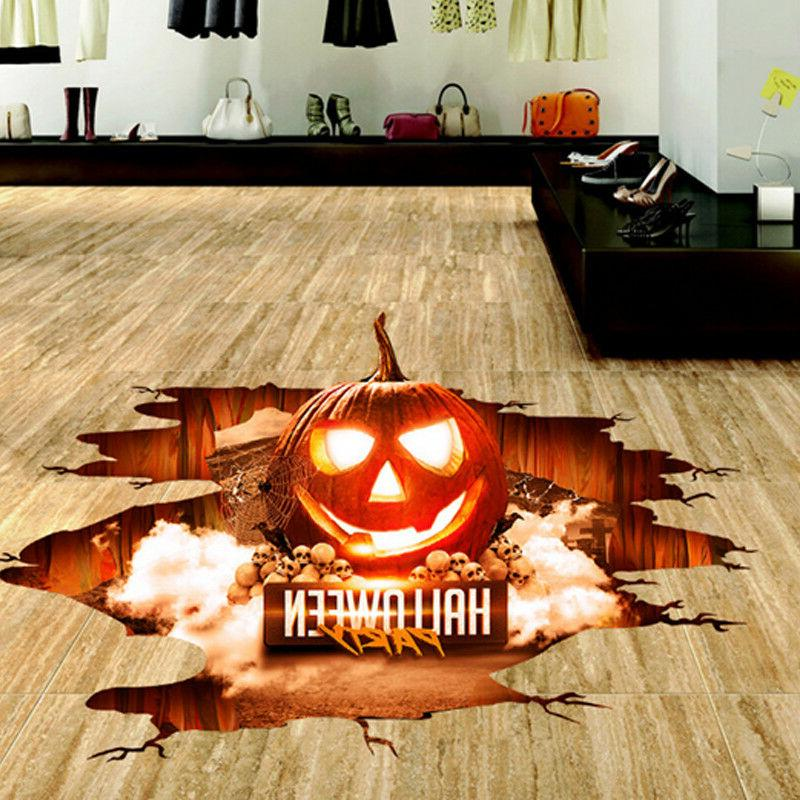 3D DIY Horror Scary Sticker Decal Decor