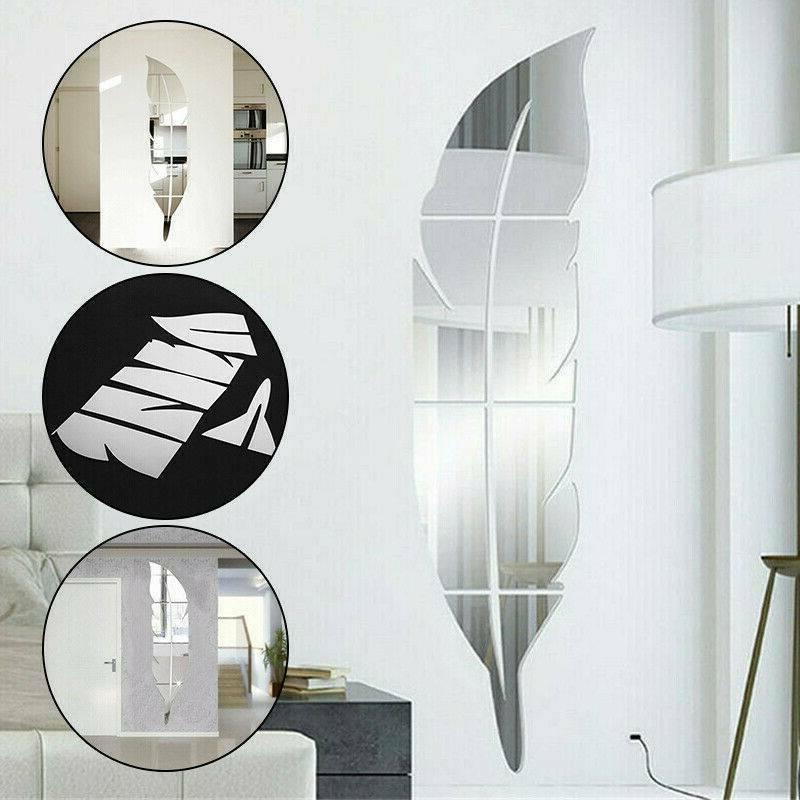 3D Vinyl Wall Decor