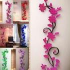 3D Flower Decal Vinyl Decor Art Home Living Room Wall Sticke
