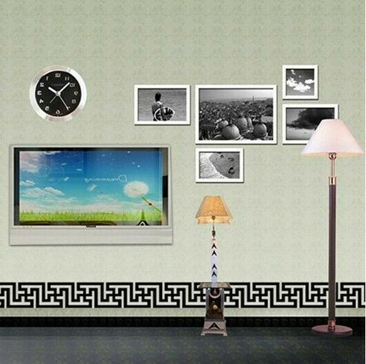3D Mirror Sticker Nordic style Decals Home 10PCs