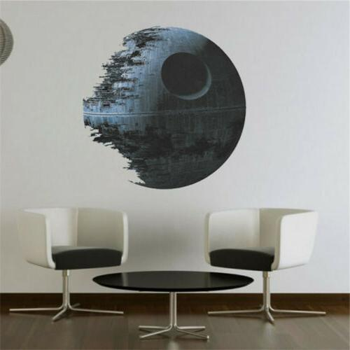 3D Star Wall Decals Mural