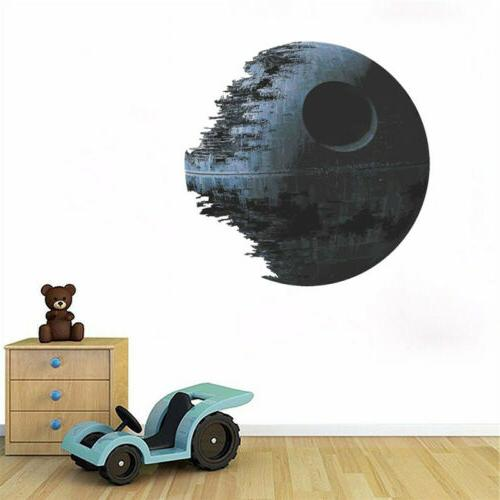 3D Star Wars Decor Wall Sticker Wallpaper Wall Decals