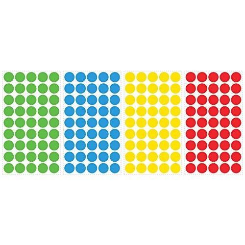 Primary Dots and Wall Decal
