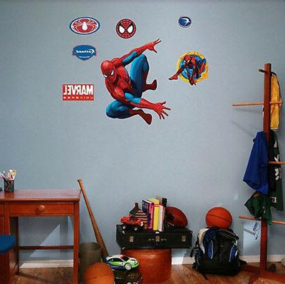 amazing spiderman giant wall stickers mural 5