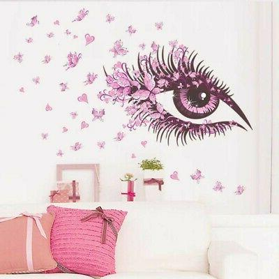 Chinese Style For Girls Home Livingroom Eyes Butterfly Trees
