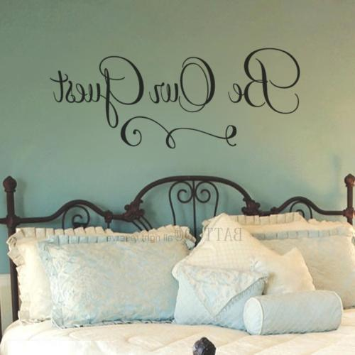 be our guest wall decal guest bedroom