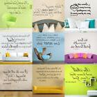bible scripture wall decals word vinyl removable